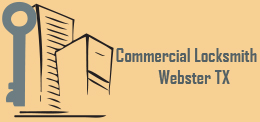 Commercial Locksmith Webster TX logo