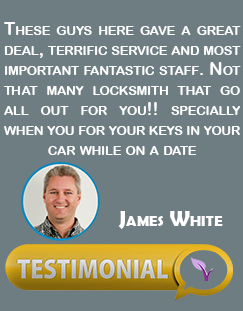 Commercial Locksmith Webster TX testmonials